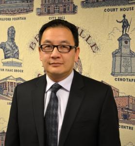 King Yee Jr. Chair, Brockville Police Services Board