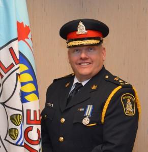 Chief Scott Fraser